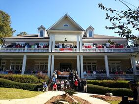 NCCGA National Championship at Dancing Rabbit Fall 2014