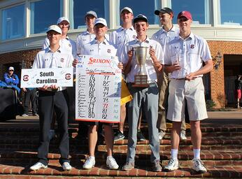 south carolina club golf team