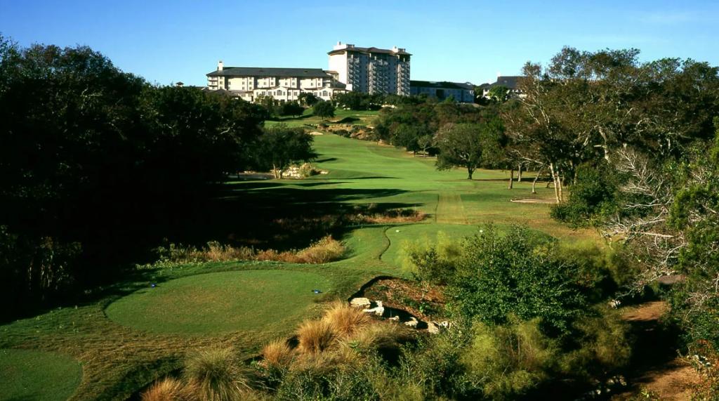 austin texas omni barton golf course