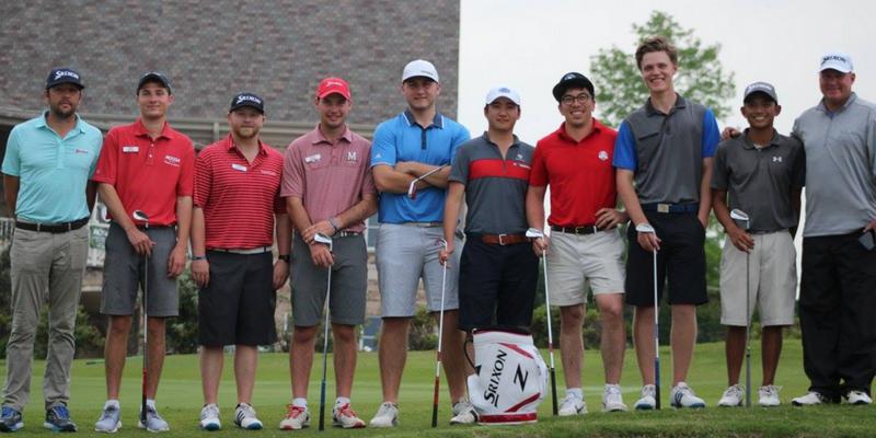 Srixon/Cleveland Golf Nextgengolf ambassadors 2017