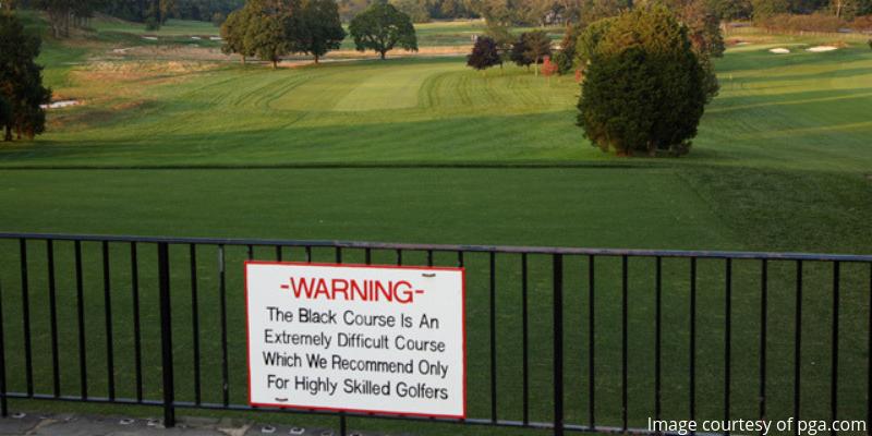 Bethpage Black May PGA Championship