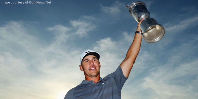 Brooks Koepka major winner