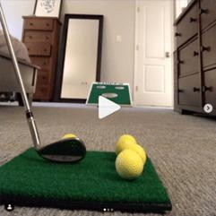 Chippo indoor golf