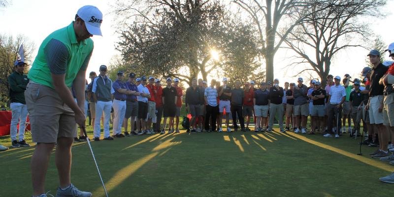 Collegiate Club Golfers