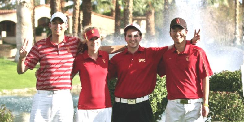Collegiate club golf, NCCGA team USC