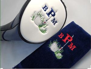 handmade custom golf headcovers