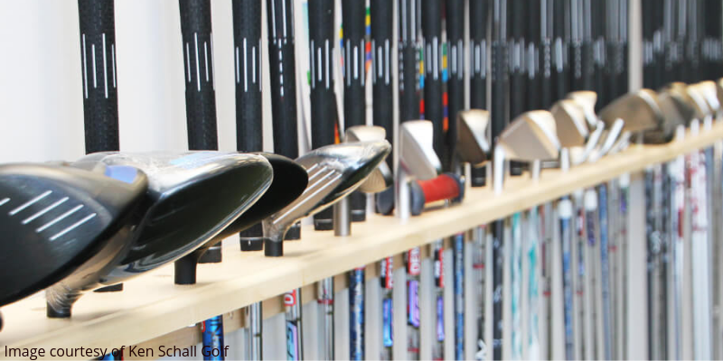 Golf club fitting options