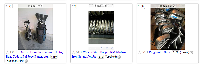 9 Places to Buy and Sell Used Golf Clubs