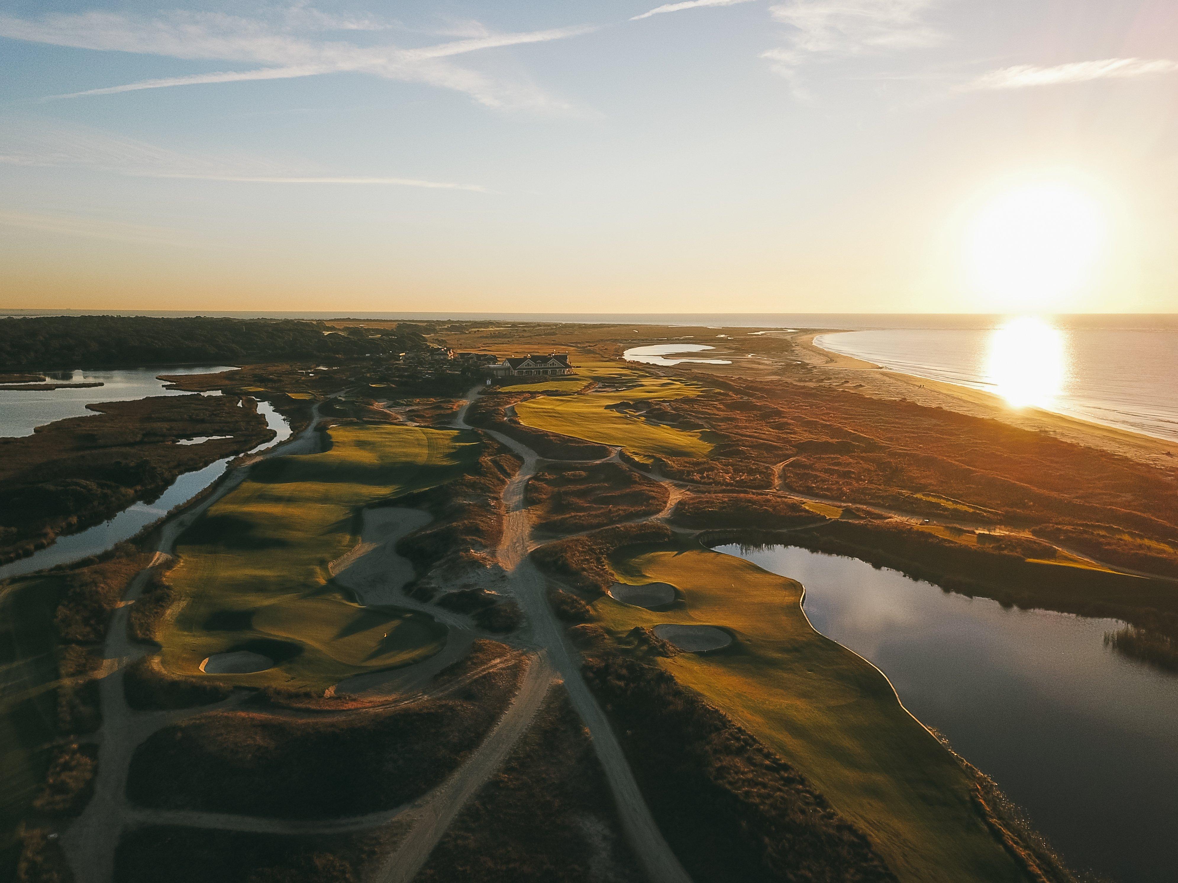 Great golf photo at Kiawah by Matt Hahn