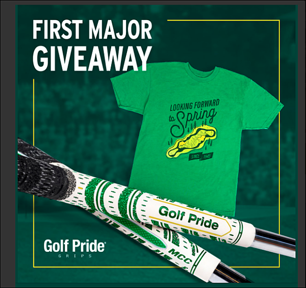 Hooked on golf blog giveaway