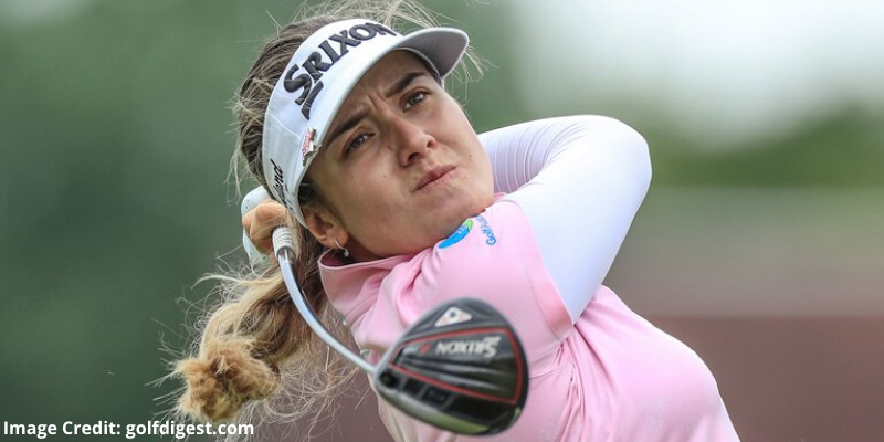 Hannah Green Srixon Cleveland Golf