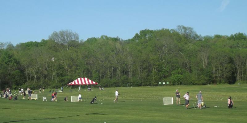 Harpeth Golf Center driving range