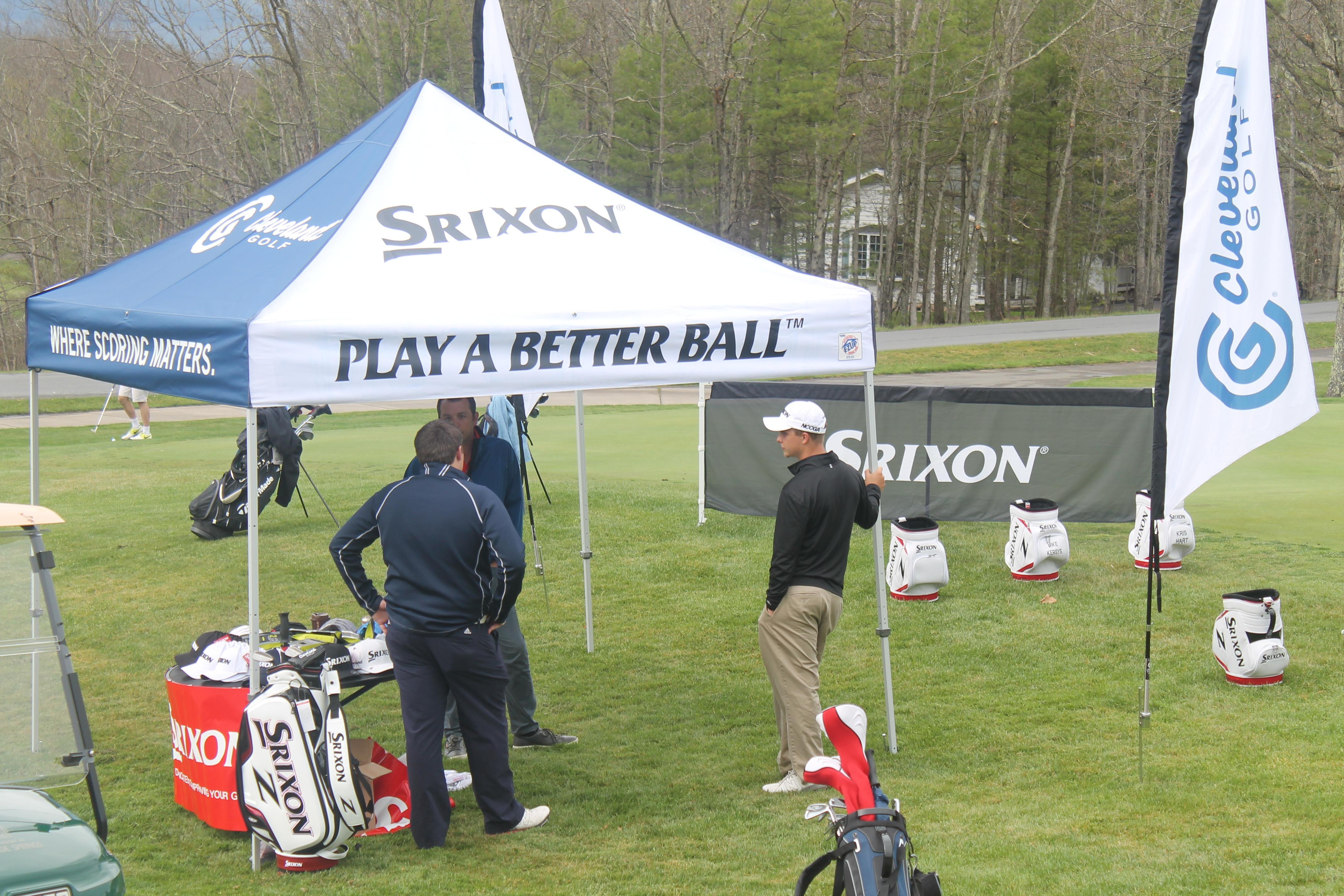 Srixon Ambassador PGA Tour