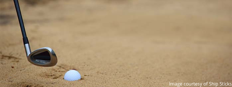 Improving pace of play in bunkers