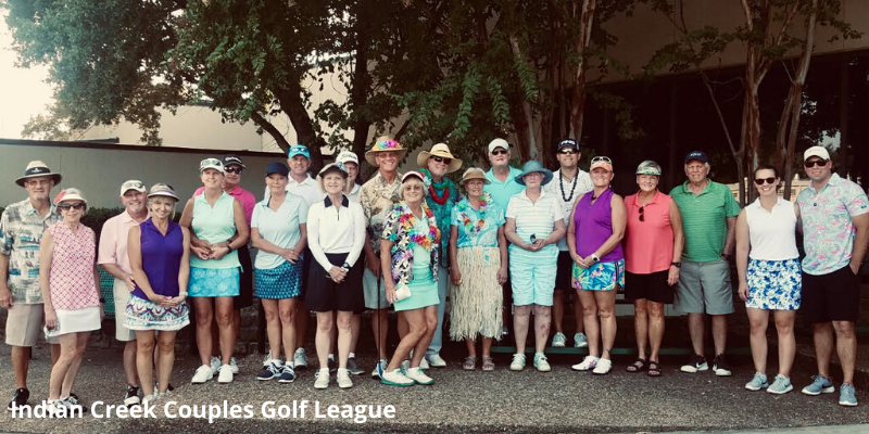 Indian Creek Golf League Dallas