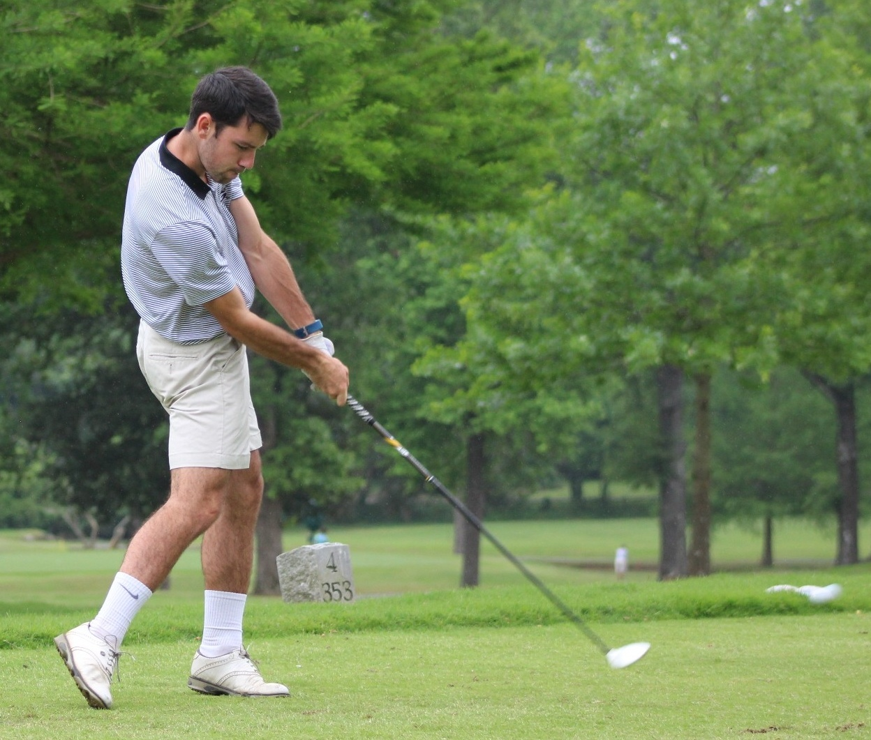 Jordan Davis - Georgia Club Golf