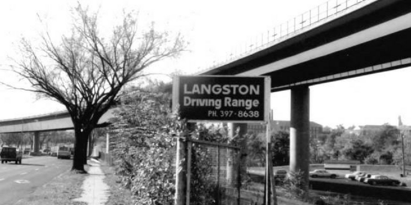 Langston Driving Range