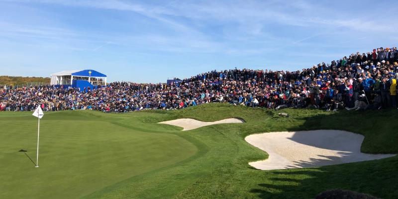 Le Golf National par 3