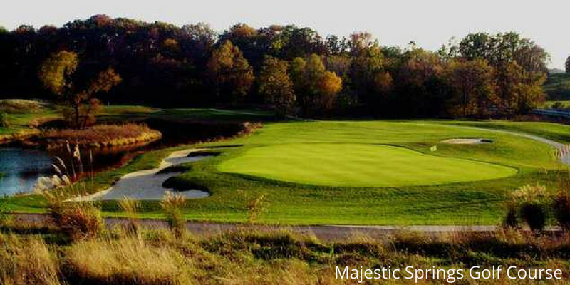 Majestic Springs Golf Course