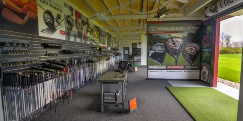 Miles of Golf clubfitting Cincinnati