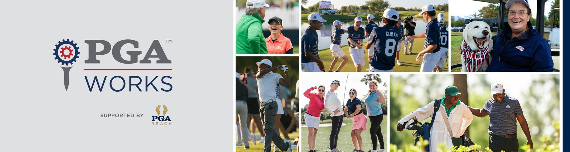 PGA Works Scholarship