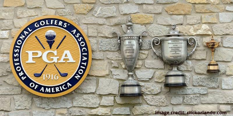 PGA of America trophies  (2)