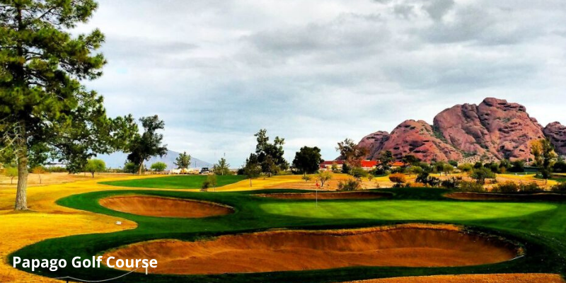 Papago Golf best public courses in Phoenix