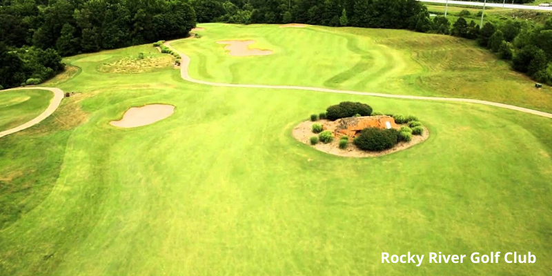 Rocky River golf Club Charlotte