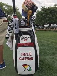 Smylie Kauffman Srixon bag