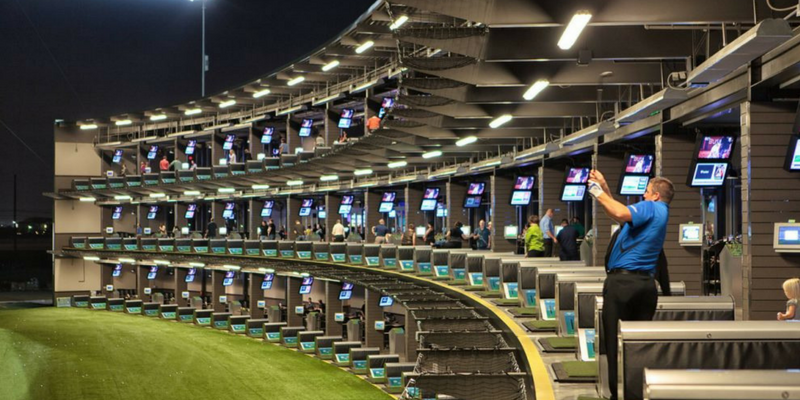 Topgolf Chicago