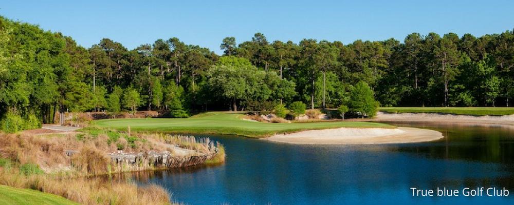 True blue Golf Club