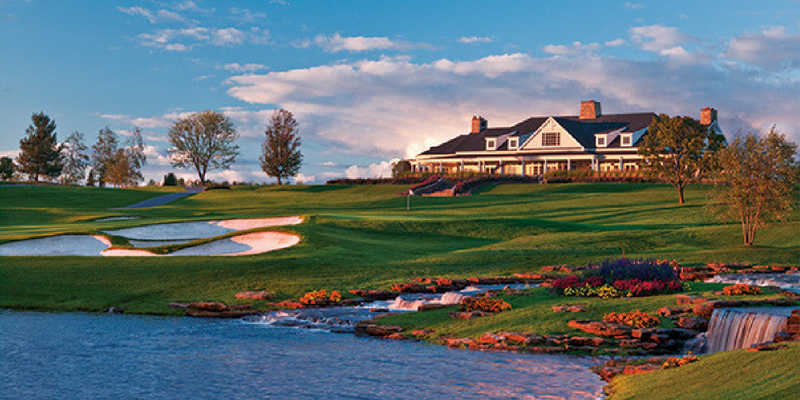 Turning Stone Golf, best golf trips from Boston