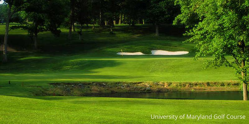 University of Maryland Golf Course