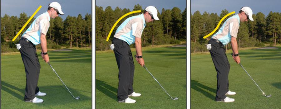 Nextgengolf swing posture