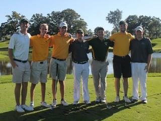 Baylor club golf team