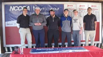 Bradley club golf team