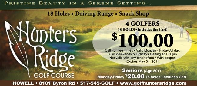 Nextgengolf golf coupon example