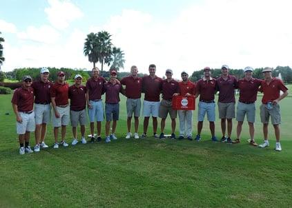 Florida State club golf team