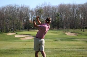 Grant Johnson at the NCCGA National Championship