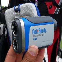golfbuddy golf rangefinder