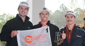 Corey Stamper's journey to varsity golf