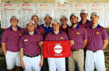 Tulsa club golf team