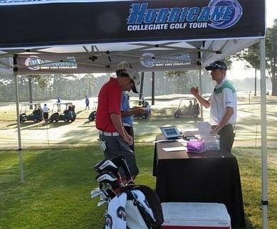 Golf internship