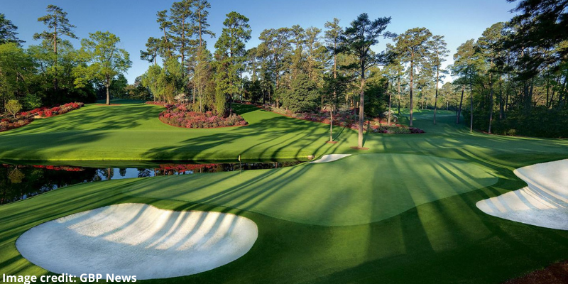 The Masters at Augusta National 2020