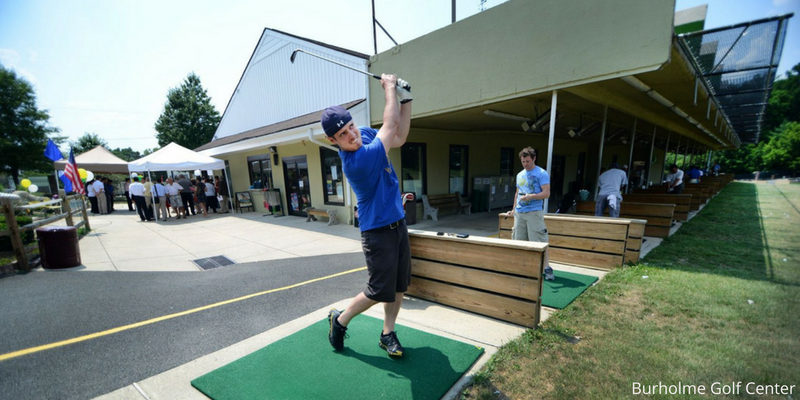 Best driving ranges in Philly