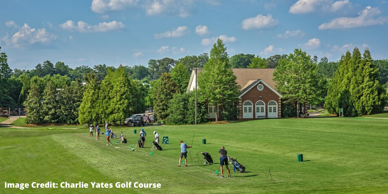 Best driving ranges in Atlanta