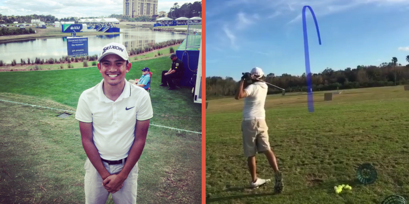 From club golfer to Tournament Director