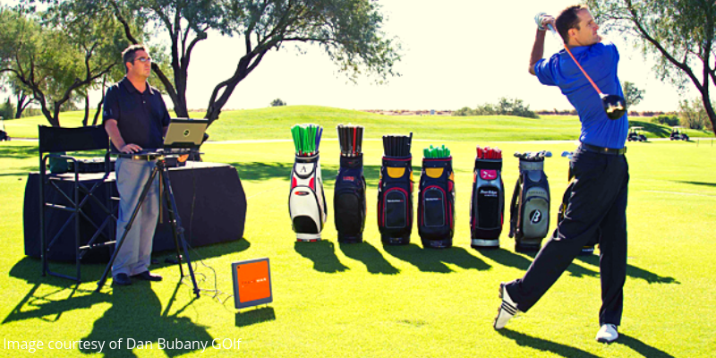 5 places to get golf club fittings