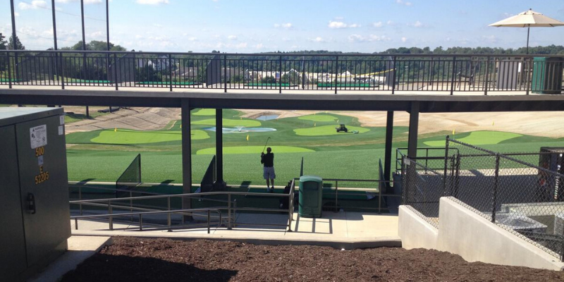 Best driving ranges in Pittsburgh