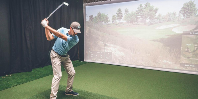 Indoor Golf: 3 Places to Play Around Raleigh